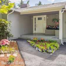 Rental info for 15023 - 70th Ave NE in the Kenmore area