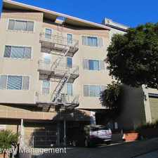Rental info for 1080 Francisco Street #3 in the Aquatic Park-Fort Mason area