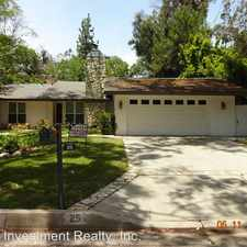 Rental info for 25 Encanto Drive in the Northwest San Pedro area