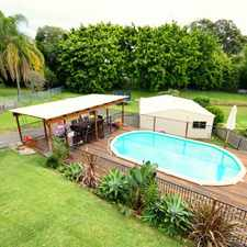 Rental info for INSPECTION - MON 24 JULY 1.55PM - 2.05PM in the Coffs Harbour area