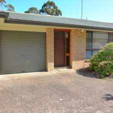 Rental info for Walk to Gosford Waterfront