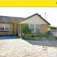 Rental info for 3 Bedrooms, polished floors, close to transport