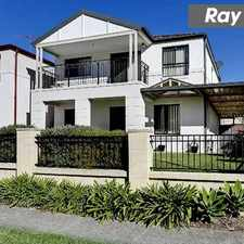 Rental info for ULTRA MODERN LUXURY HOMES in the Austral area
