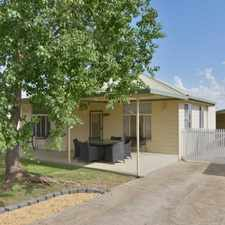 Rental info for Three Bedroom Home in North Tamworth in the Oxley Vale area