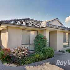 Rental info for A LIGHT FILLED 3 BEDROOM UNIT NEAT CENTRAL BAYSWATER in the Bayswater area