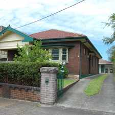 Rental info for Beautifully Present Family Home in the Sydney area