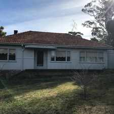 Rental info for Lake Side Location! in the Bowral - Mittagong area