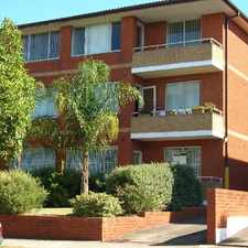 Rental info for Convenience & Location in the Sydney area