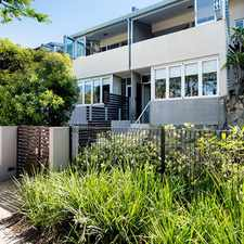 Rental info for Trendy courtyard apartment in the heart of Bulimba in the Bulimba area