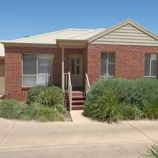 Rental info for Immaculate townhouse in the Echuca area