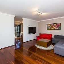 Rental info for Lease a Lifestyle! in the Perth area