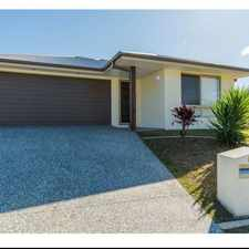 Rental info for Beautiful 4 Bedroom Home - $400 per week and $200 off first weeks rent! in the Pimpama area
