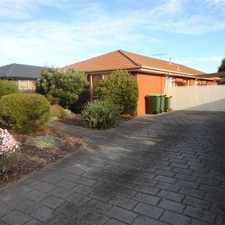 Rental info for Family Home in Hoppers Crossing in the Tarneit area