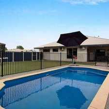 Rental info for Beautiful Large Modern Family Home! in the Gunn area