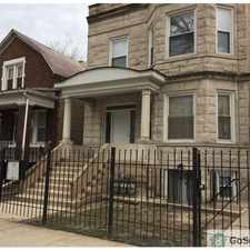 Rental info for 3 Bedroom Apartment! in the West Englewood area