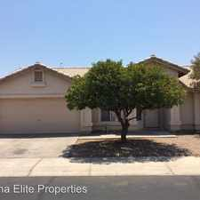 Rental info for 733 E Wildhorse Drive