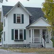 Rental info for 1130 CHERRY STREET in the Oshkosh area