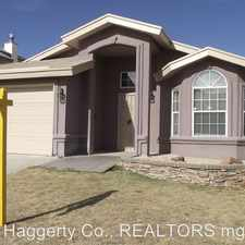 Rental info for 5413 Colin Powell Ave.