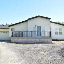 Rental info for 4840 Hwy 99