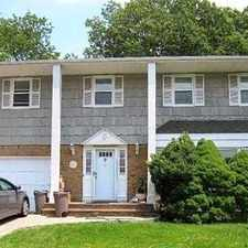 Rental info for House For Rent In Syosset. Single Car Garage!
