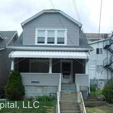 Rental info for 1221 Scott St in the McKeesport area