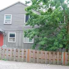 Rental info for 8012 SW 19th Ave- Lower Unit in the Multnomah area