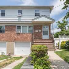 Rental info for Large 2 Family Semi Attached- Driveway + Garage + Backyard