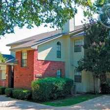 Rental info for 9600 WOODVALE DR in the Cedar Park area