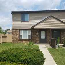 Rental info for 3 bedroom 1.5 bathroom town home with fenced in back yard. in the Laurel Greene area