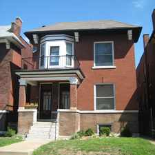 Rental info for 5881 Washington Boulevard in the Skinker DeBaliviere area