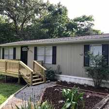 Rental info for Cute 3 Bedroom, 2 Bath Home On A Large Private ...
