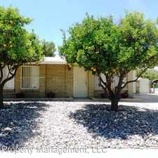 Rental info for 3308 S Calexico Ave