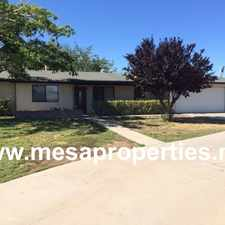 Rental info for 3 bed 2 bath. Commuter friendly and move in ready.