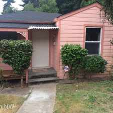 Rental info for 8710 10th Ave S in the Georgetown area