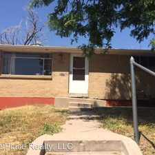 Rental info for 1255 Yates Street Denver County in the West Colfax area