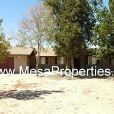 Rental info for 3 Bedroom 2 Bath House Close to the 15 Freeway.