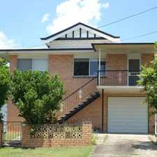Rental info for FAMILY HOME - SPACIOUS YARD - PETS in the Coorparoo area