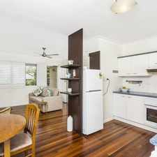 Rental info for Modern 2 bedroom apartment in the heart of Coorparoo! in the Brisbane area