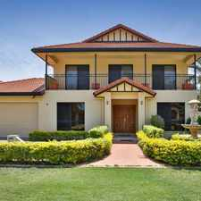 Rental info for Executive Family home.