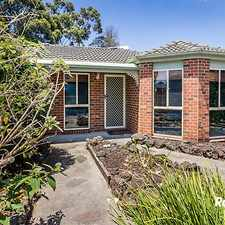 Rental info for APPEALING CLASSIC BEAUTY in the Carrum Downs area