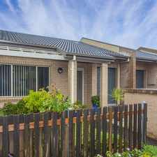 Rental info for Edgewood Estate $470.00 in the Russell Vale area