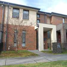 Rental info for THREE BEDROOMS TOWNHOUSE IN A PEACEFUL LOCATION in the Clayton South area
