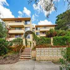 Rental info for Convenient Location in the Mount Lawley area