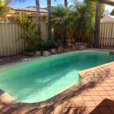Rental info for FAMILY SIZE WITH POOL!!