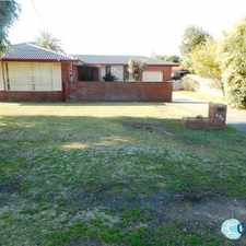 Rental info for GREAT LOCATION 3 x 1 FAMILY HOME in the Safety Bay area