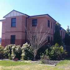 Rental info for Modern Two Bedroom Apartment! in the Lithgow area
