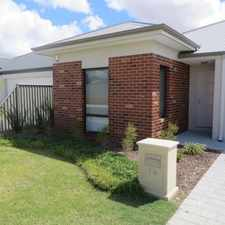 Rental info for RENT REDUCED!!!! BEST VALUE 4 X 2 IN WANDI-ONE WEEKS FREE RENT in the Perth area