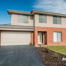 Rental info for BRAND NEW AND BEAUTIFUL in the Cranbourne East area