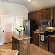 Rental info for Spacious Four Bedroom Brick Home In Willow Park!