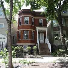 Rental info for 3446 North Bell Avenue #2 in the Chicago area